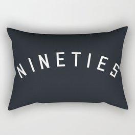 90s Rectangular Pillow
