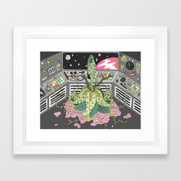 sci fi Framed Art Print