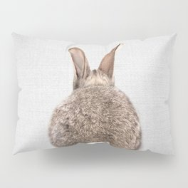 Rabbit Tail - Colorful Pillow Sham