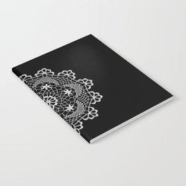 No. 7797 Doily Notebook