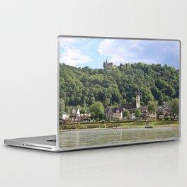 Burg Osterspai am Rhein Laptop & iPad Skin