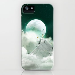 COME TO KISS GOODNIGHT iPhone Case