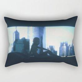 Day 0981 /// Shamefully GITS-inspired Rectangular Pillow