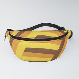 70s pattern Fanny Pack