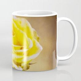 Mellow Yellow Rose Coffee Mug