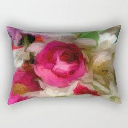 Posy Rectangular Pillow