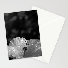 It rained on me and that is FINE  Stationery Cards