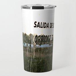 Salida de Socorro Travel Mug