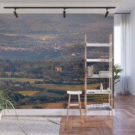 Italian countryside view Wall Mural