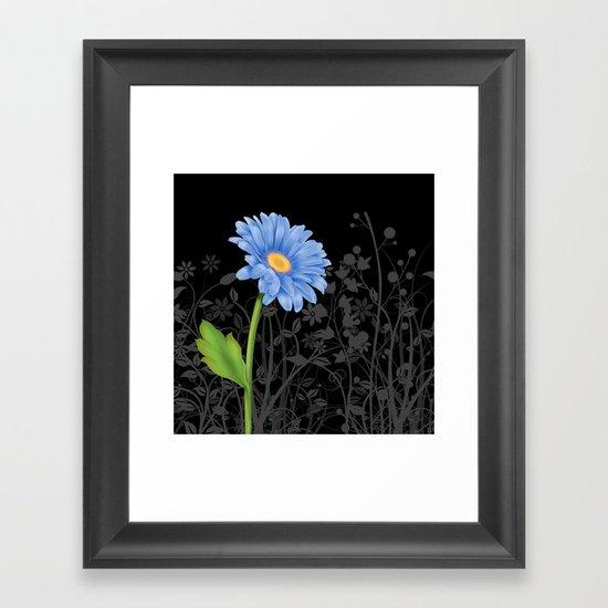 Gerbera Daisy #1 Framed Art Print