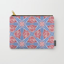 Pink Panther Pattern Carry-All Pouch
