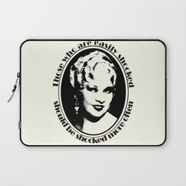 Mae West Laptop Sleeve