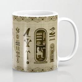 Egyptian Mut Ornament Coffee Mug