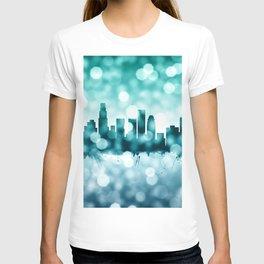 Los Angeles California Skyline T-shirt