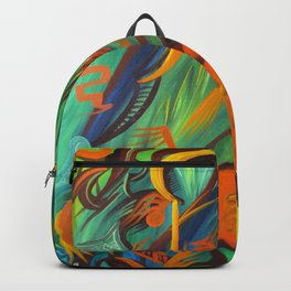 Eagle Claw Backpack