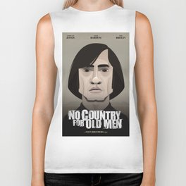 No Country for Old Men Biker Tank