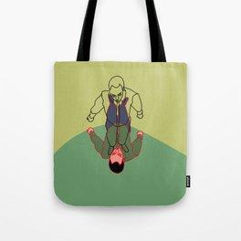 into myself Tote Bag
