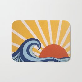 Let Your Sun Shine Bath Mat
