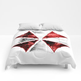 Resident Evil Umbrella Comforters