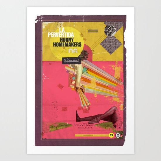 "7 Sins Contest ""Lust"" Art Print"
