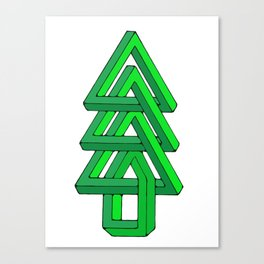 Impossibletree Canvas Print