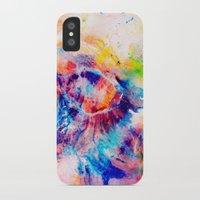 iris iPhone & iPod Cases featuring Iris by Kimsey Price