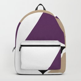 staring eyes Backpack