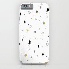 Christmas Pattern iPhone 6 Slim Case