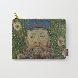 Portrait of Joseph Roulin by Vincent van Gogh Carry-All Pouch