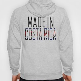 Made In Costa Rica Hoody