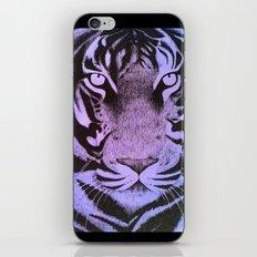 Be a Tiger (Purple) iPhone & iPod Skin