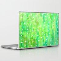 sprinkles Laptop & iPad Skins featuring Sprinkles by Rosie Brown
