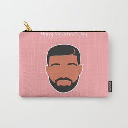 Drake Valentine's day card - Best I ever had Carry-All Pouch