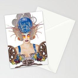 Sleeping Beauty by Lenka Laskoradova Stationery Cards