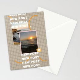 Insta story new post Stationery Cards