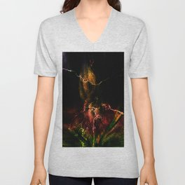 Concept abstract : Anno flore amet Unisex V-Neck