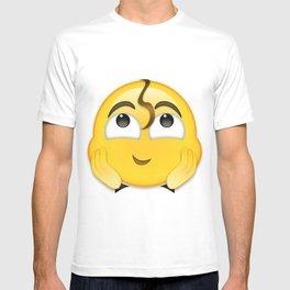 Smiley shy guy T-shirt