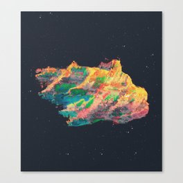Weston Canvas Print