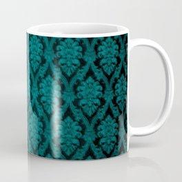 Teal Design Coffee Mug