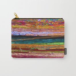 Indian Colors Carry-All Pouch