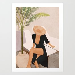 That Summer Feeling I Art Print