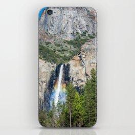 Bridalveil Falls iPhone Skin