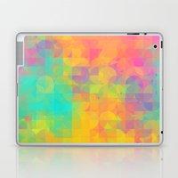 Light and Geometry Laptop & iPad Skin