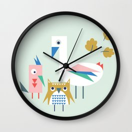 We Are Family! Wall Clock