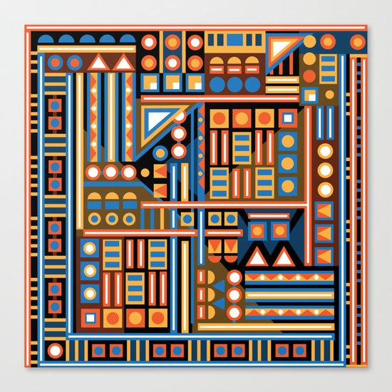 T32 Canvas Print