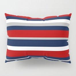 Flag Stripes Pillow Sham