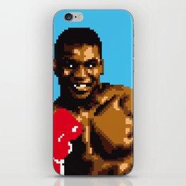 American puncher iPhone Skin