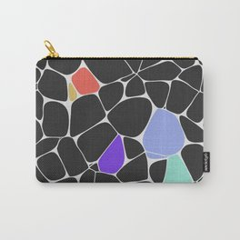 Voronoi Carry-All Pouch