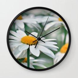 Marguerite 093 Wall Clock