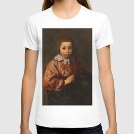 """Diego Velázquez """"Portrait of a Girl in Prayer"""" or """"The Virgin Mary as a Child"""" T-shirt"""